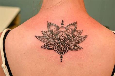 lotus flower tattoo  big   taste   dont