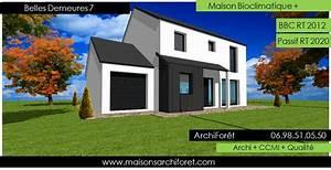 belles demeures constructeur de maisons classique ossature With lovely type de toiture maison 1 constructeur de maison maisons vivre plus constructeur