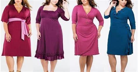 baju  wanita gemuk gunakan model leher
