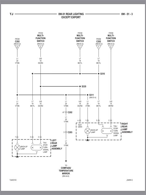 Wiring Guide Diagram Jeep Wrangler Forum