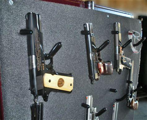 gun safe pistol rack gun safe options interiors by sportsman steel safes