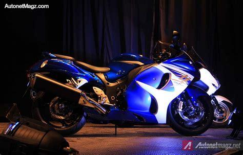 Suzuki Hayabusa Tantang Kawasaki Ninja H2 Adu Drag Race