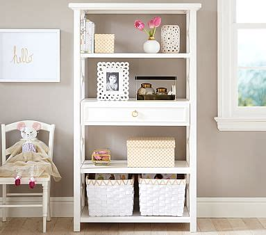 Bookcases For Nursery by Regency Bookcase Pottery Barn