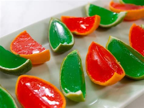 lime wedge gelatin shots recipe trisha yearwood food