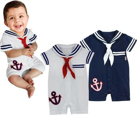 Baby Toddlers Sailor Outfit (Boy Girl Dressy Carnival Everyday Dress Swimming) | Swim Carnivals ...