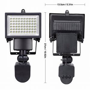 Wholesale ip waterproof led motion sensor flood light