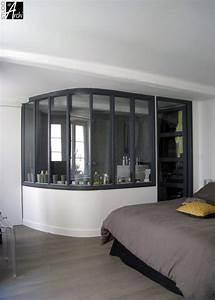 Salle De Bain Style Atelier : une verri re atelier pour clairer une salle de bains studio d 39 archi le blog d 39 architecte de ~ Teatrodelosmanantiales.com Idées de Décoration