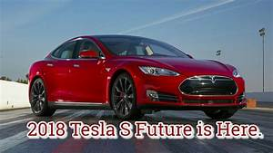 Tesla Model S 75d : 2018 tesla model s 75d interior exterior future is here auto pilots feature youtube ~ Medecine-chirurgie-esthetiques.com Avis de Voitures