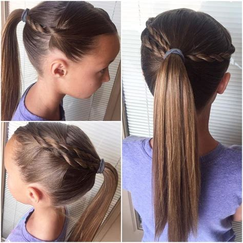 Easy Kid Hairstyles by 50 Hairstyles Easy Hairdos For Your