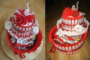 Kleine Torten 20 Cm : torte aus s igkeiten selber machen 9 ideen mit und ohne backen ~ Markanthonyermac.com Haus und Dekorationen