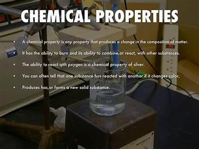 Properties Chemical Physical Magma Change Matter Mg