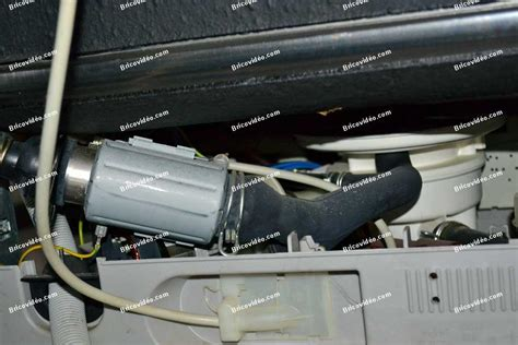 d 233 pannage panne 201 lectrom 233 nager probl 232 me lave vaisselle aeg favorit 60860 iw changer pompe de