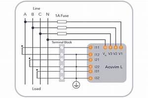 Acuvim L Power  U0026 Energy Installation Guide