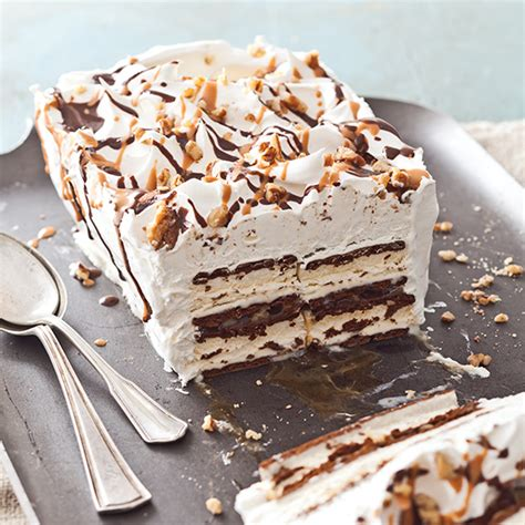 paula deen ice cream sandwich cake images cake
