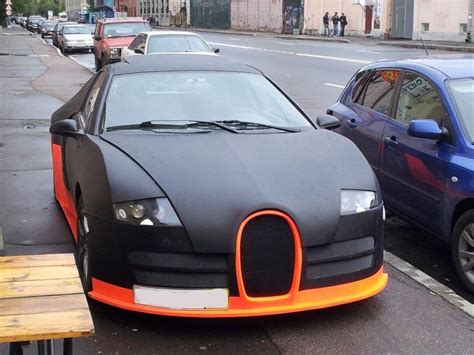 The original suzuki zen donor car cost him just $290, and after three long months of work as well as another $100 worth of parts, this 60 horsepower vehicle. Bugatti Veyron Super Sport Replica from Russia