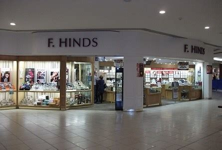 f hinds the jewellers lakeside jewellery and watch shop