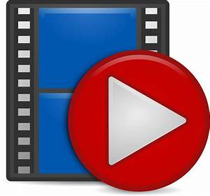 Clipart - video player
