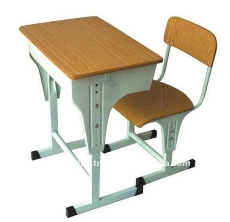 student desks furnitures adjustable height school chair