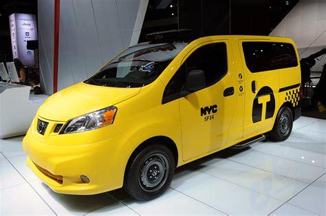 2018 Nissan Nv200 Taxi New York 2018 Photo Gallery Autoblog