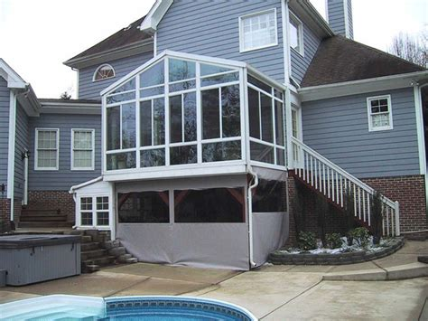 Custom Enclosures For Your Deck, Porch, Or Patio