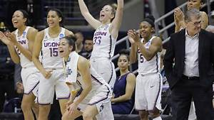 Halftime (And Final) Score Of UConn Women's Basketball ...
