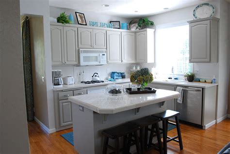kitchen best small kitchen paint ideas paint color for how to paint a small kitchen in a light color interior