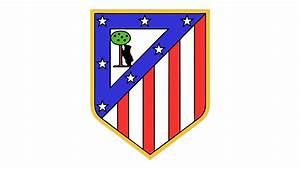 Como desenhar o escudo do Atlético de Madrid (CA) - How to ...