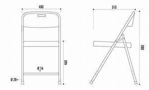 Dimension Chaise Standard : chaise dimension ~ Melissatoandfro.com Idées de Décoration