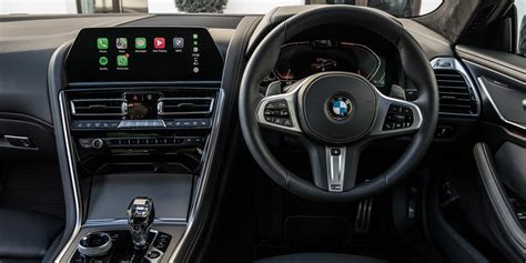bmw  series interior infotainment carwow