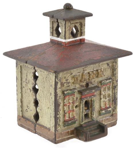 cupola cast iron antique j e cast iron open cupola still bank buildin