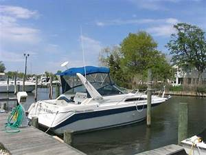 1991 Sea Ray 270 Sundancer Powerboat For Sale In New York