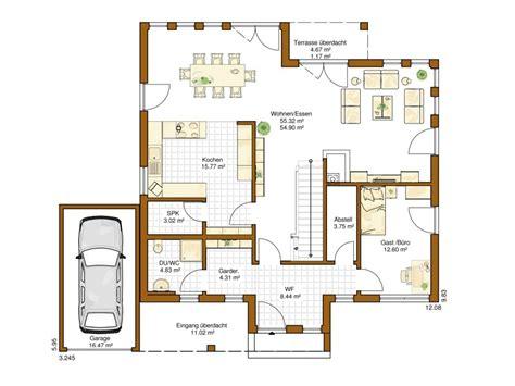 Moderne Haus Grundrisse by Grundriss Modernes Haus