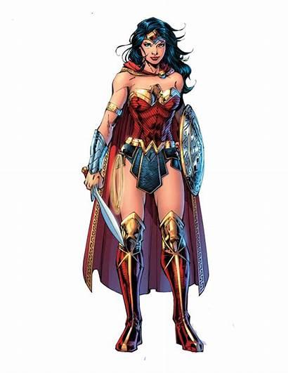 Wonder Woman Dc Comic Rebirth Comics Background