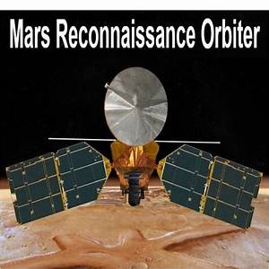 Mars Reconnaissance Orbiter carbon dioxide discovery ...