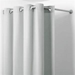tringle rideau baignoire ovale tringle de rideau de With porte de douche coulissante avec tringle a rideau pour salle de bain
