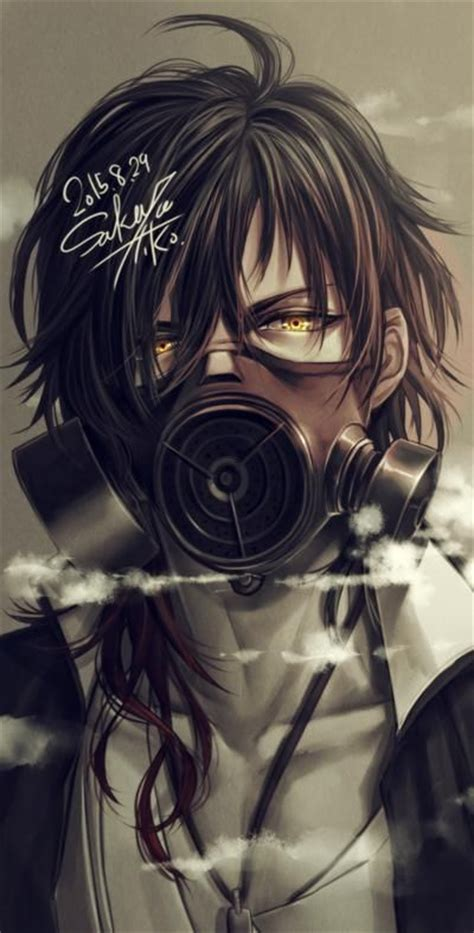 epic anime gas mask 17 best images about the void on ptsd