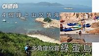 【綠蛋島行山路線】登大嶺峒接小徑訪爛排 最快方法出龍蝦灣走人|香港01|即時體育