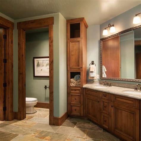 dark wood trim design ideas pictures remodel  decor