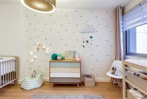 cocktail scandinave chambre bébé aménagement feng shui d une chambre de bébé style