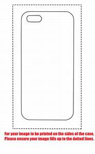 Best Photos of IPhone 4S Back Template - Actual Size ...