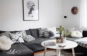 Bilder Skandinavischer Stil : offenes wohn esszimmer im nordischen stil ich liebe deko ~ Lizthompson.info Haus und Dekorationen