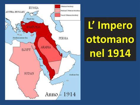 impero ottomano 1914 ppt storia della siria powerpoint presentation id 2063070