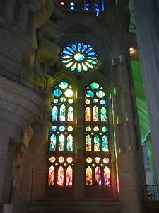 La Sagrada Familia, Barcelona - This Could Lead to Anywhere