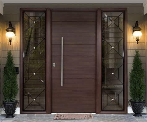 Doors : Modern Front Door Custom