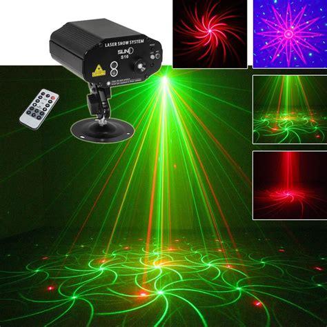 led stage light price suny new 16 patterns club bar 3 lens rg laser blue led