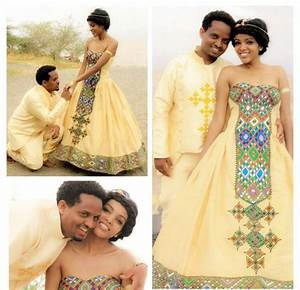 16 best ethiopian eritrean fashion images on pinterest With ethiopian wedding dress