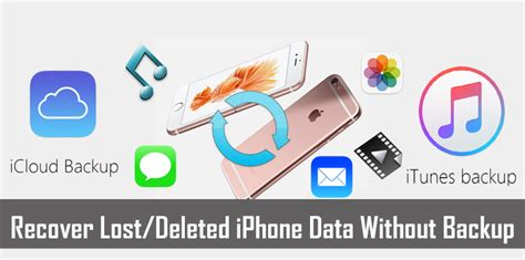 recover iphone photos after restore without backup how to recover lost deleted iphone data that has not been 1143