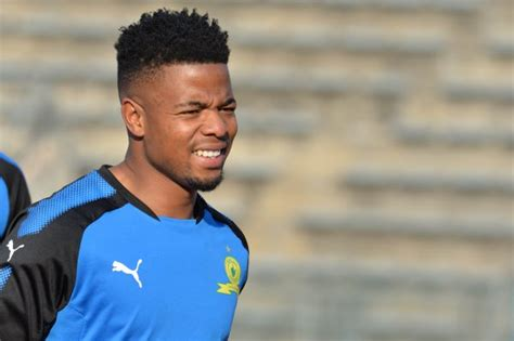 george lebese happy  sundowns  citizen