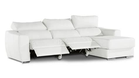 canapé grande assise canapé angle cuir agueda relax électrique mobilier moss