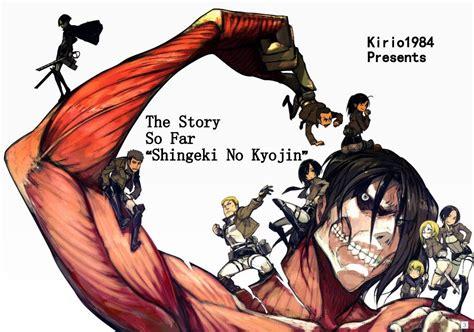 Attack On Titan Pc Wallpaper The Story So Far Shingeki No Kyojin L 39 Attacco Dei Giganti Youtube